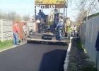 Асфальтирование, строительство дорог