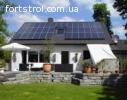 Солнечные батареи (фотоэлектрические модули) монтаж, сервис