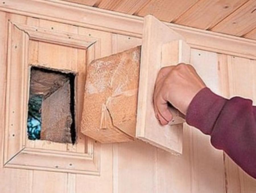 Как сделать вытяжку в доме фото 981