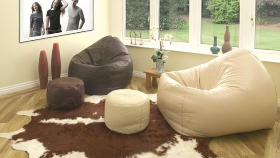 Разновидности бескаркасной мебели своими руками5