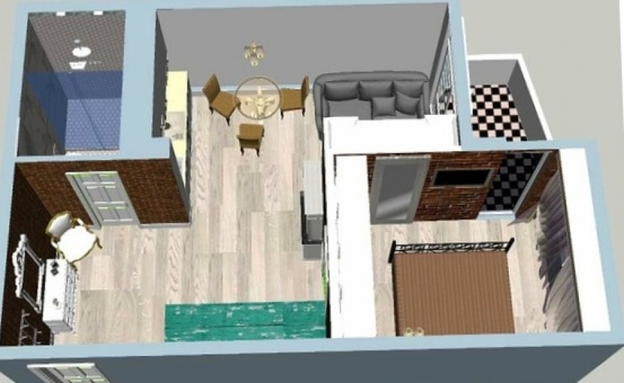 Дизайн-проект дома своими руками