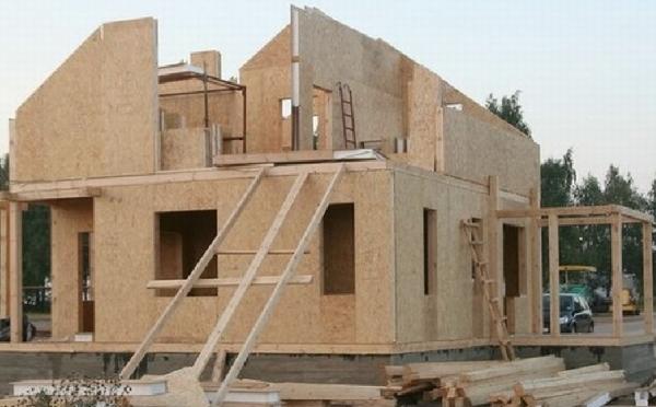 Строительство дома своими руками из чего дешевле