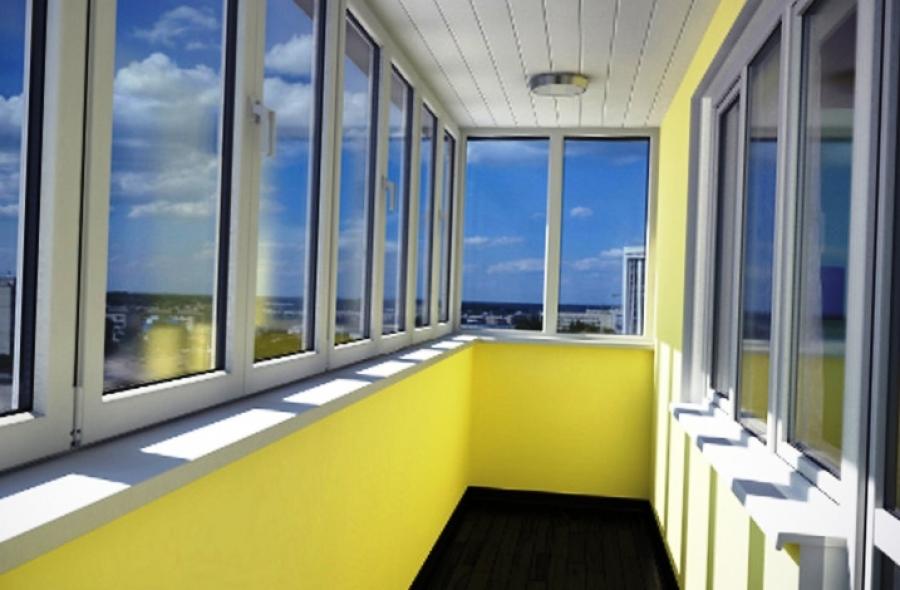Остекление балконов: как и чем лучше застеклить балкон.